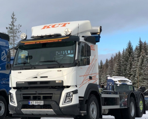 Volvo FH540 6x4 (KCT 118)