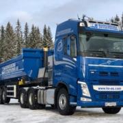 Volvo Tippsemi FH540 6*4