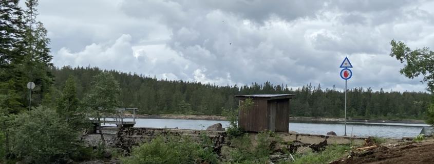 32025 Dam Vesle Stølevatn