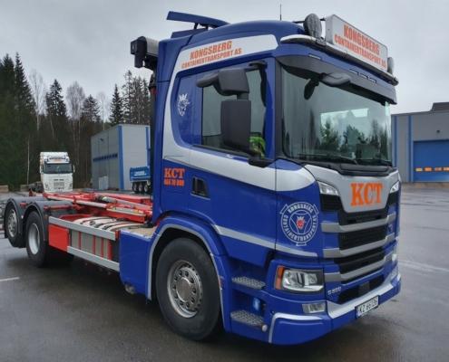 Scania G500 6x2
